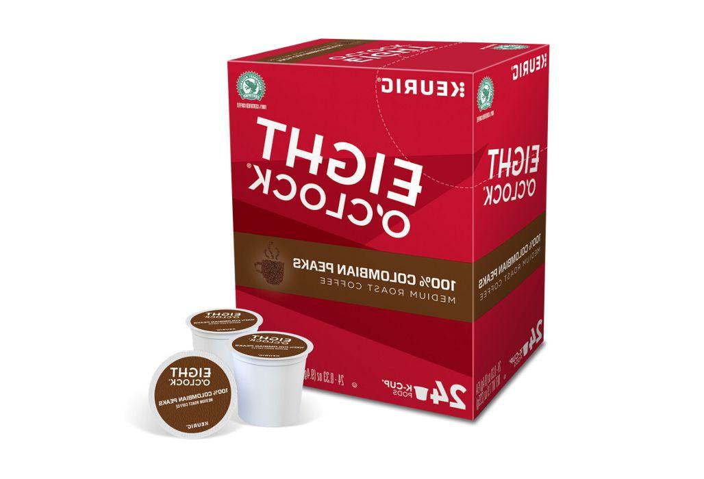 Eight Coffee ANY FLAVOR K-Cups 96-Count