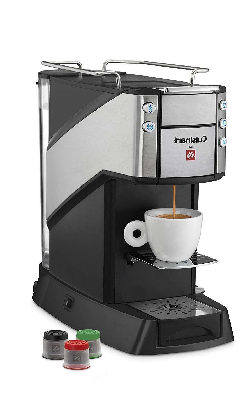 em 400 single serve espresso maker coffee