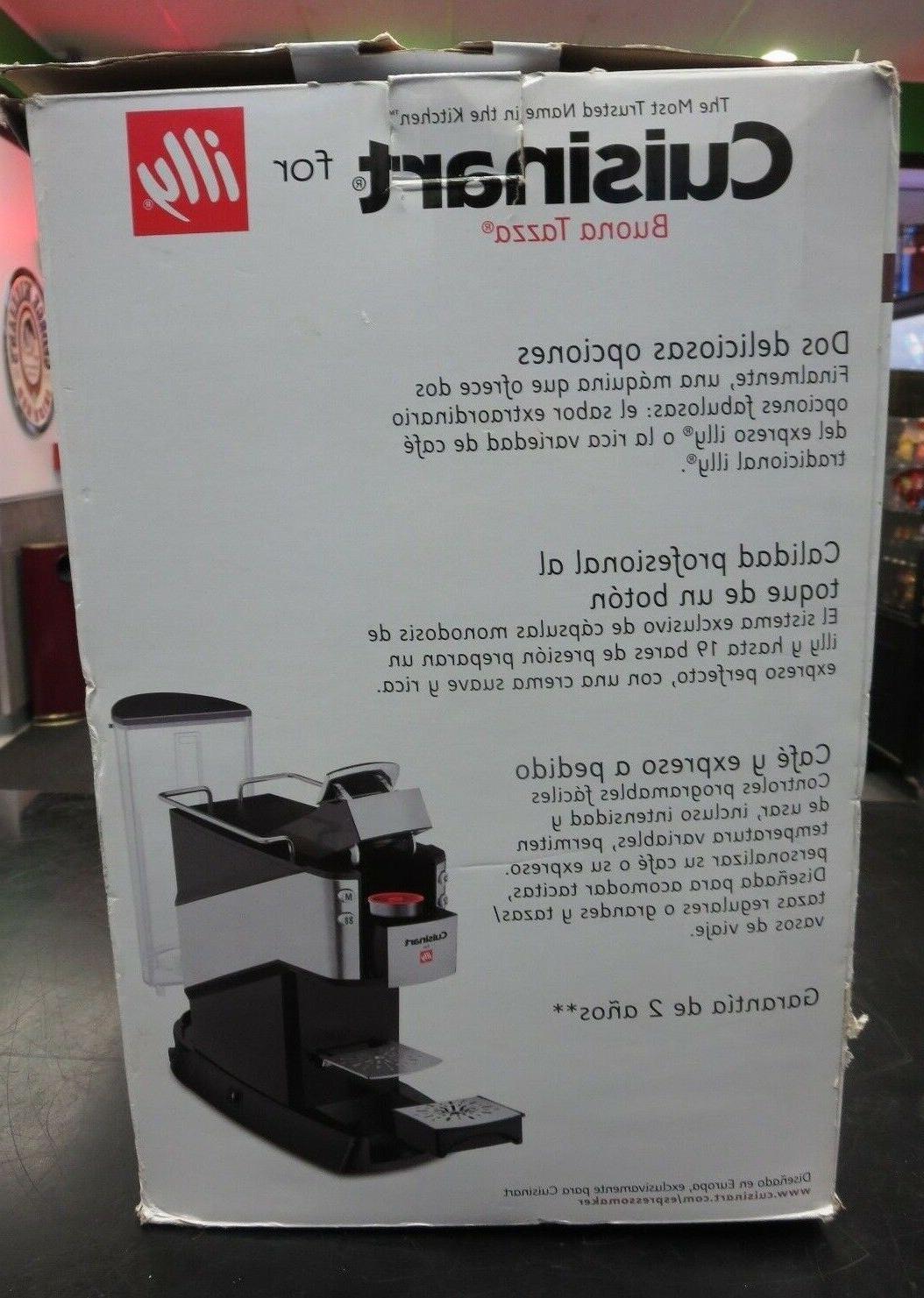 Cuisinart Buona Single Serve Coffee Machine