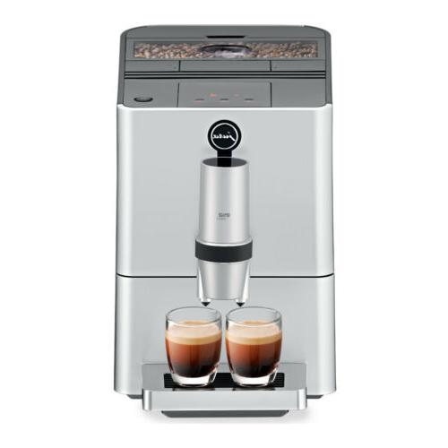 Jura Micro 5 Double Action Coffee Machine, Bundle