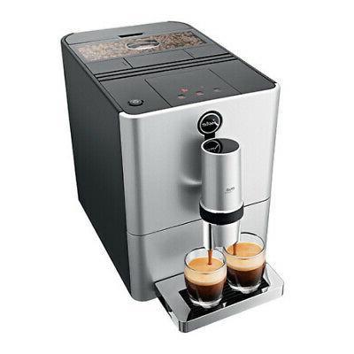 Jura Micro Double Action Automatic Coffee Machine, Bundle