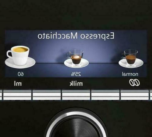Siemens s400 Espresso fully