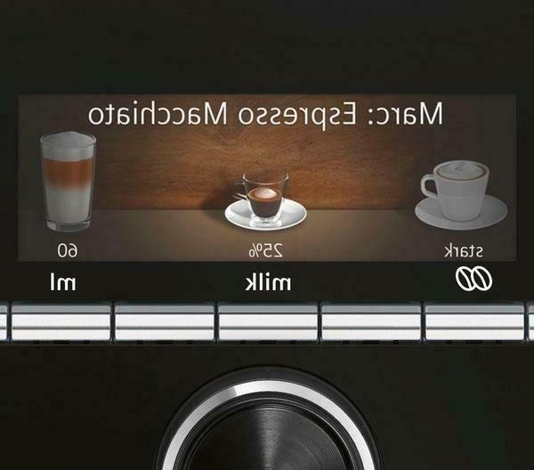 Siemens EQ.9 s400 Espresso fully