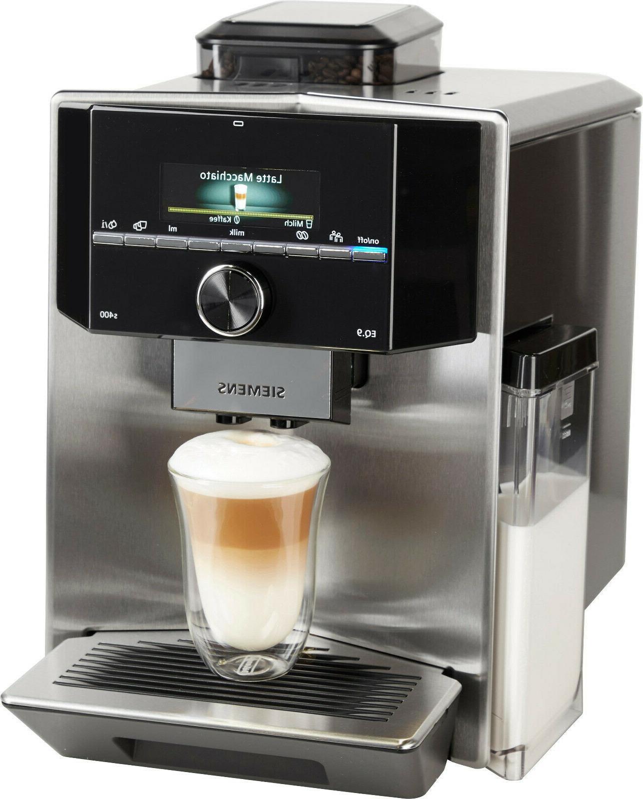Siemens EQ.9 TI924501DE Espresso fully automatic