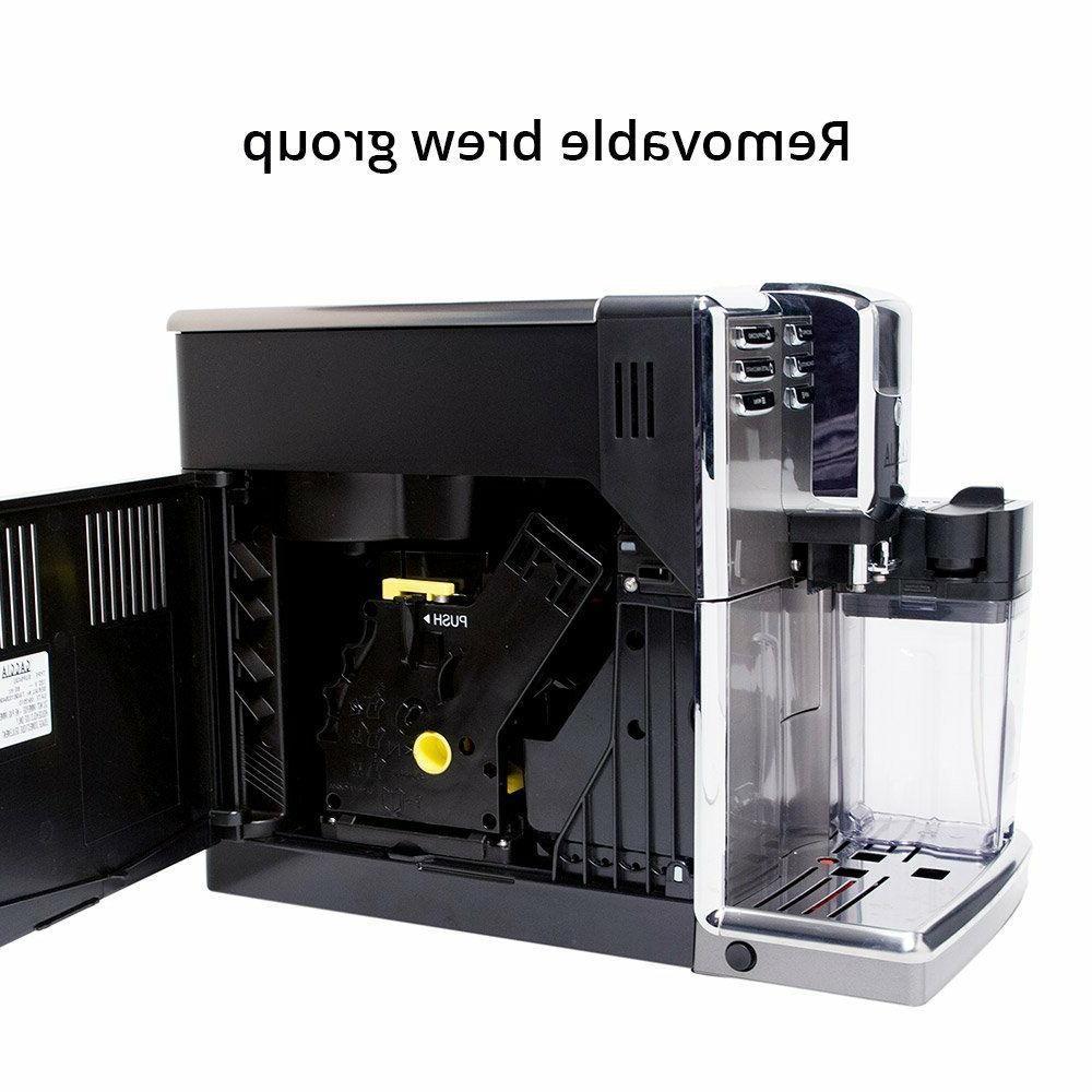 Espresso Cappuccino Automatic Machine Mix Maker