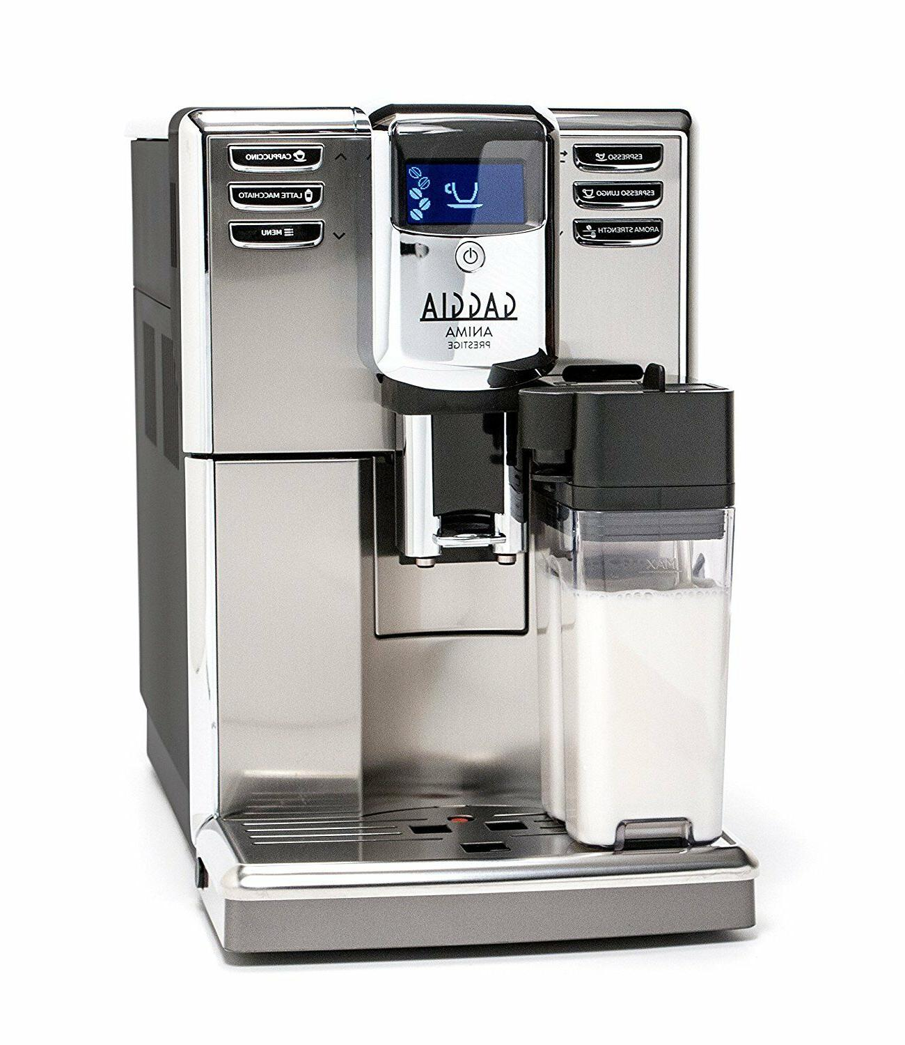 Espresso Automatic Coffee Machine Commercial Cup Mix