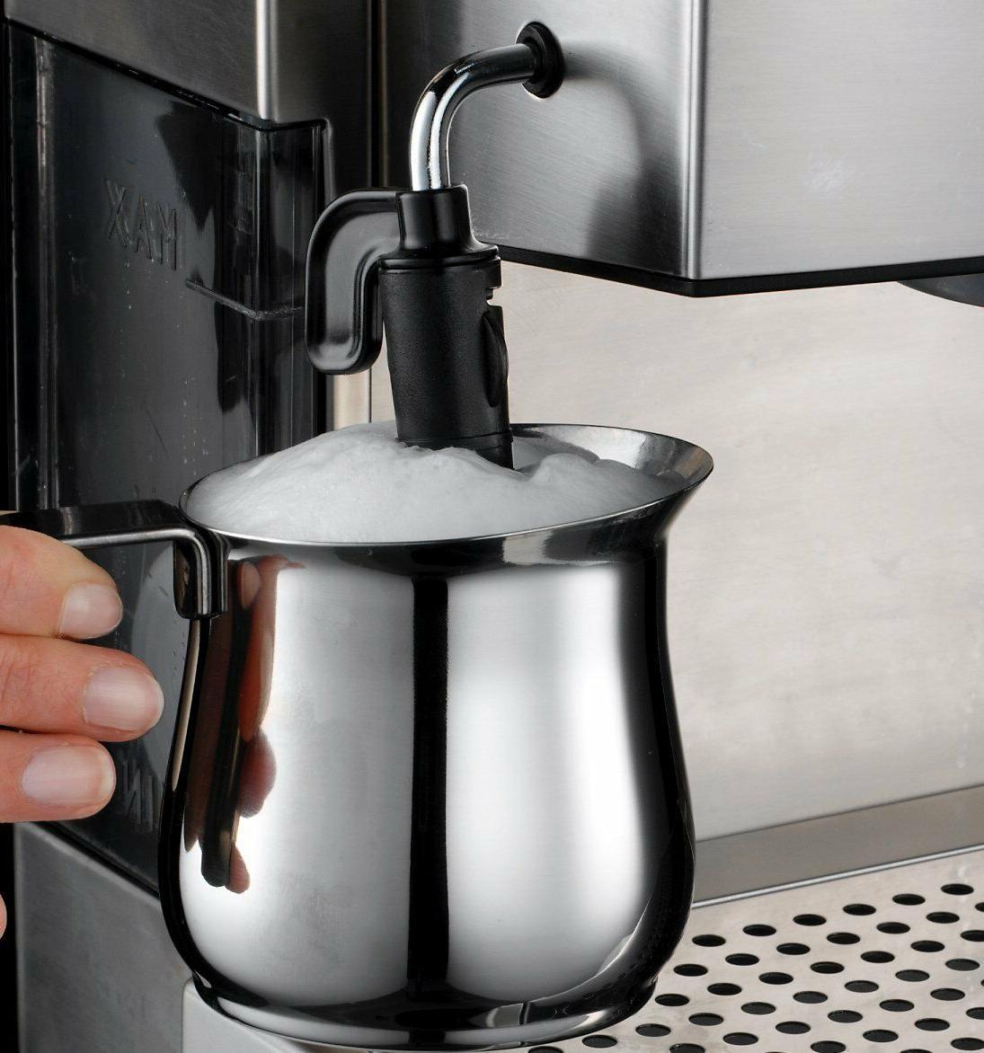 Automatic Espresso Cappuccino Machine Grade Mix Maker
