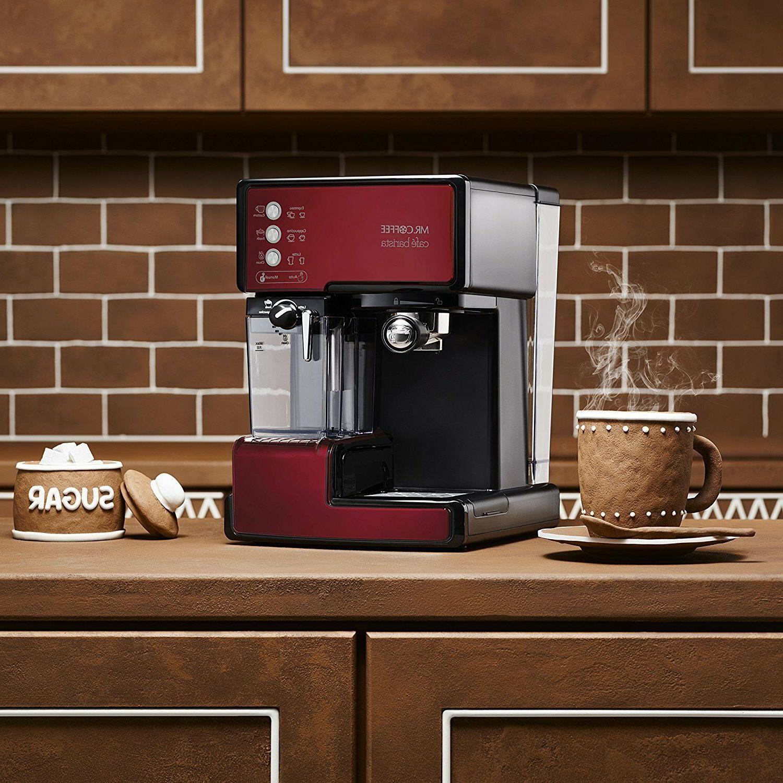 Espresso Maker Coffee Cappuccino Machine Commercial Grade Cu