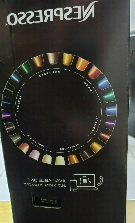 Nespresso Essenza Machine by Breville Black