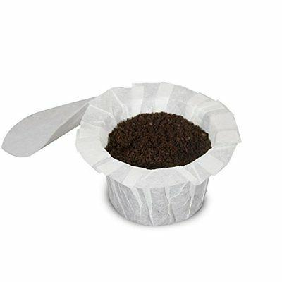 Filters Refillable Fit Single Cup Coffee Machine 4 Pack