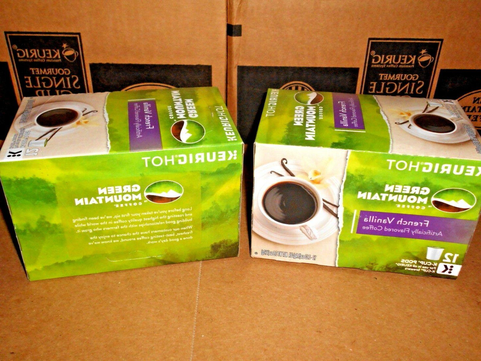 FRENCH Green Coffee Keurig