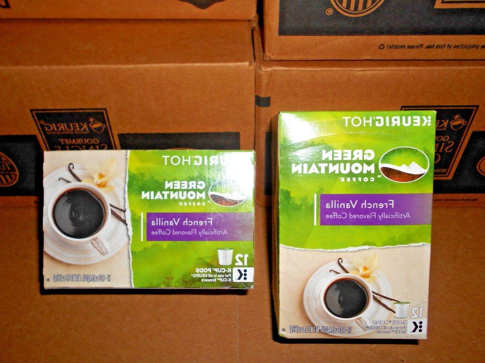 FRENCH Coffee Keurig 2.0 Single-Serve K-Cup 12