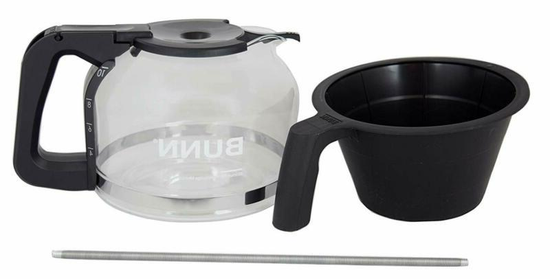 Bunn 10-Cup Home Coffee Black