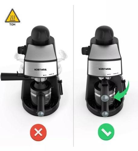 HOME ESPRESSO Milk Cup Cappuccino Maker