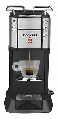 CUISINART for Illy Single Serve Espresso and Coffee Machine
