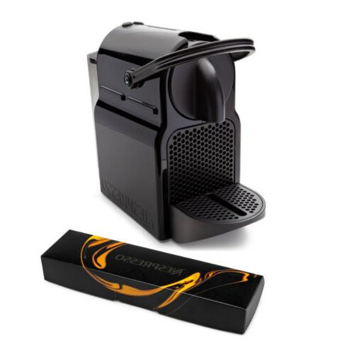 Nespresso Inissia Espresso Maker  and Coffee Capsules Pods B