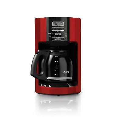 mr coffee advanced brew 12 cup coffee