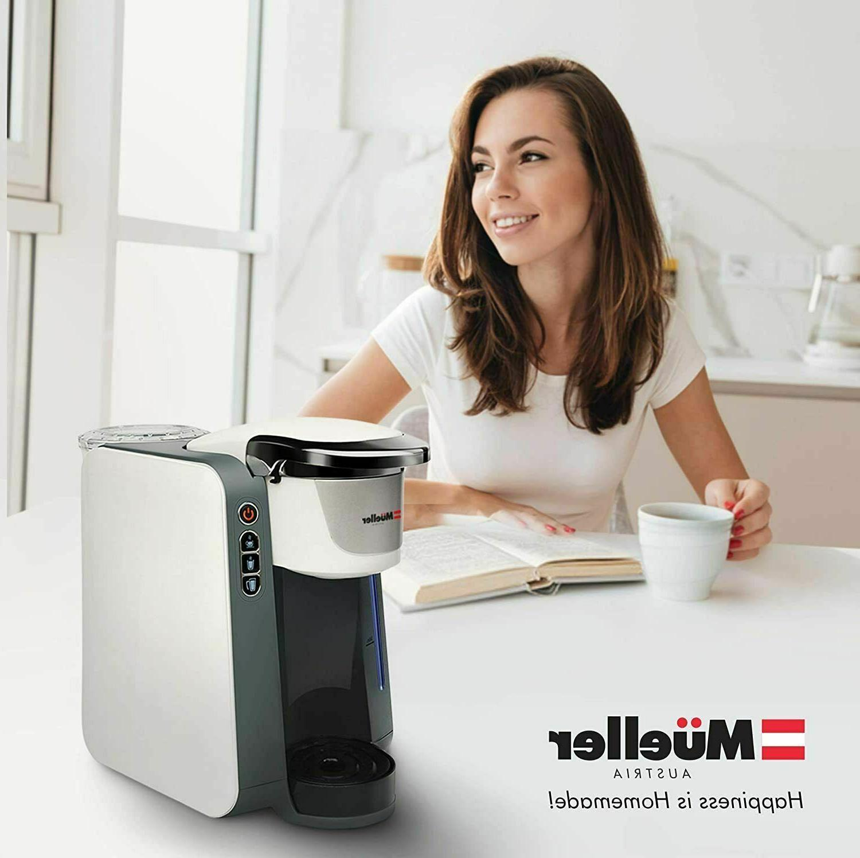 Mueller Single Keurig K-Pod Coffee Machine
