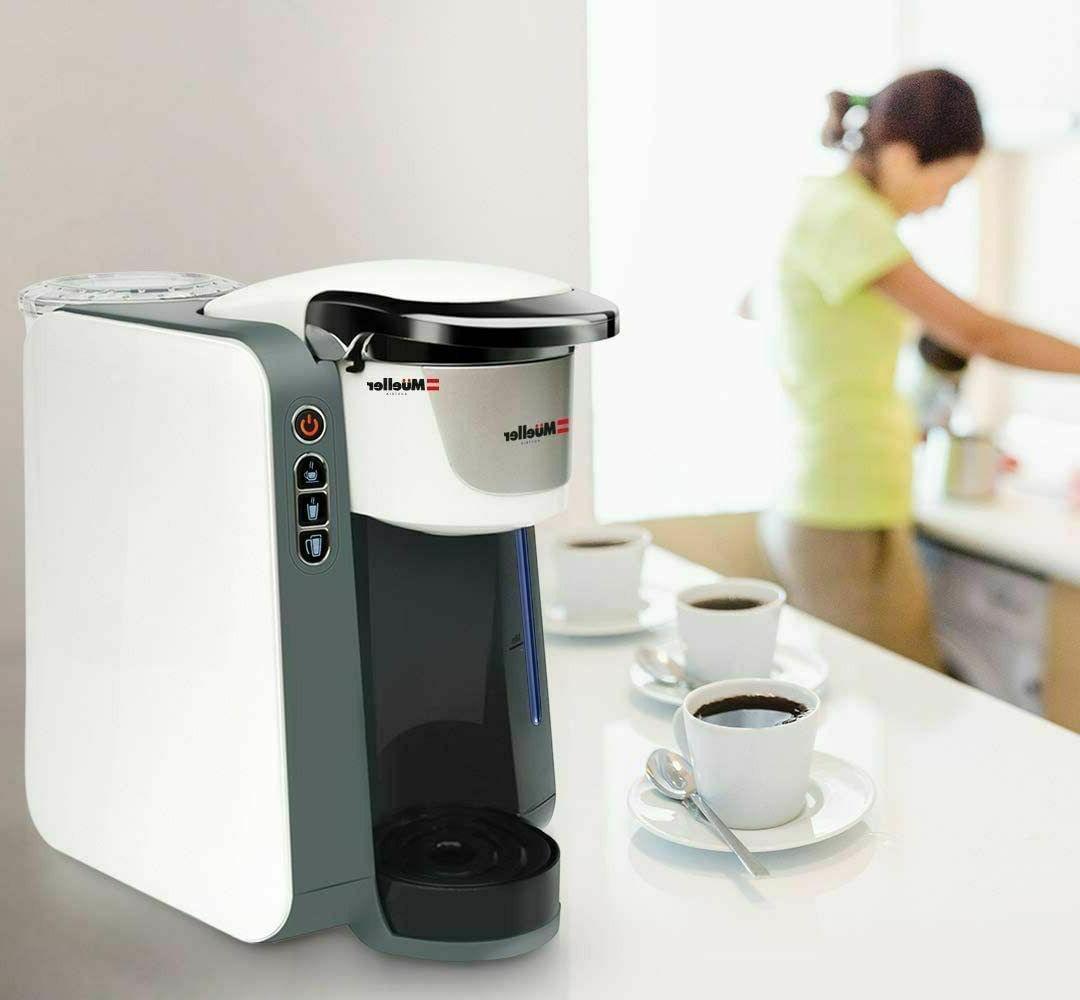 Mueller K-Pod Compatible Coffee Machine