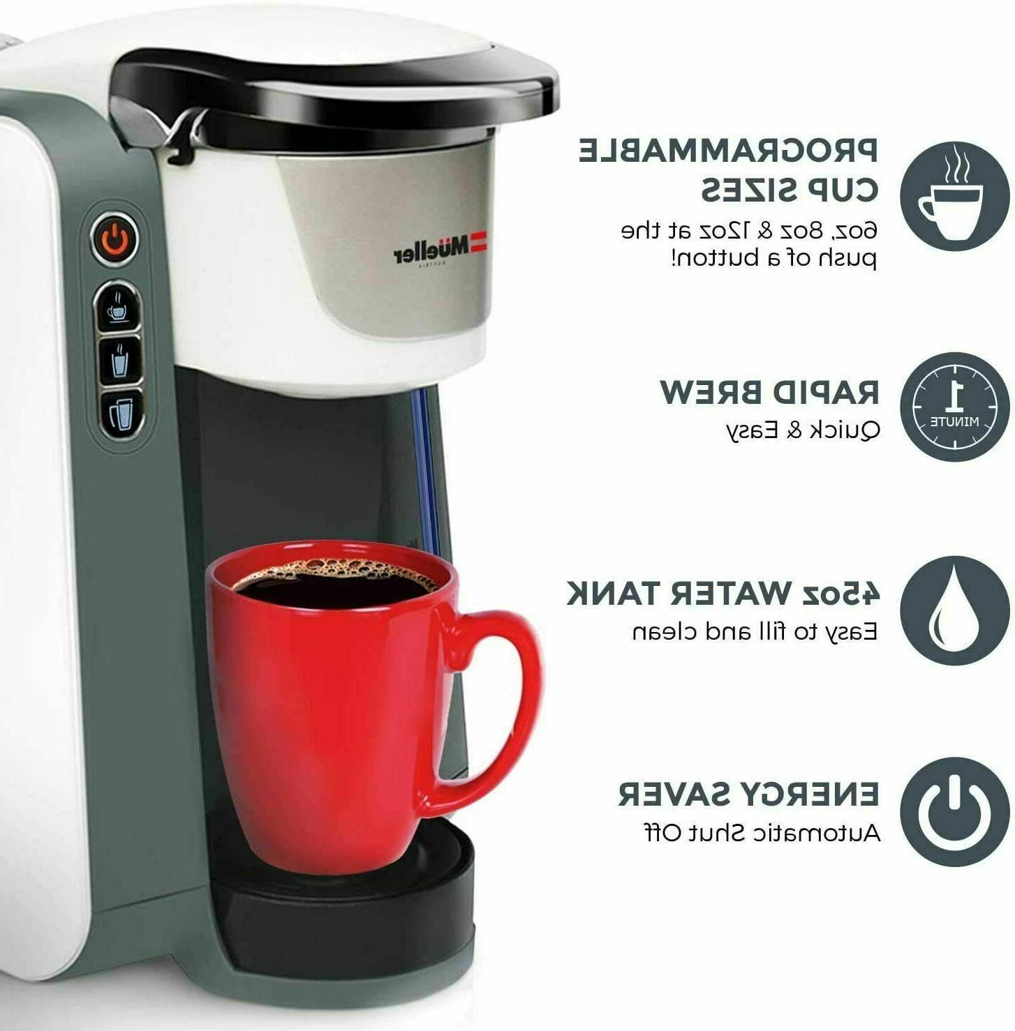 K-Pod Coffee Machine White
