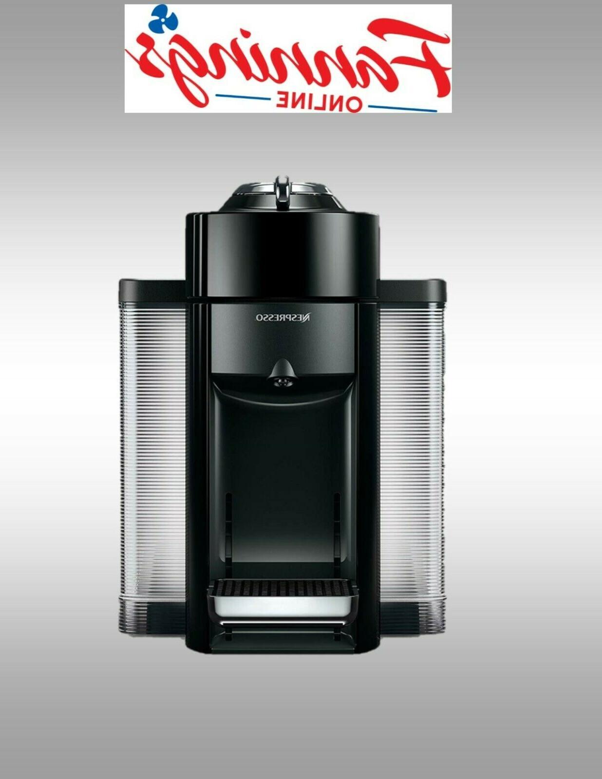 nespresso env135b coffee and espresso machine by