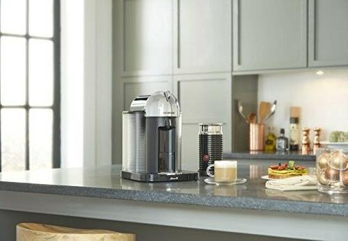 Nespresso Espresso Machine Aeroccino Milk