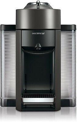 Nespresso Vertuo Evoluo Coffee And Espresso Machine By DeLon