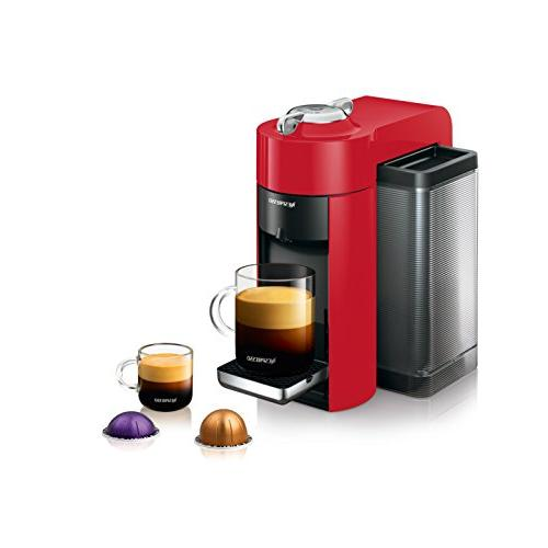 Nespresso and Machine De'Longhi,
