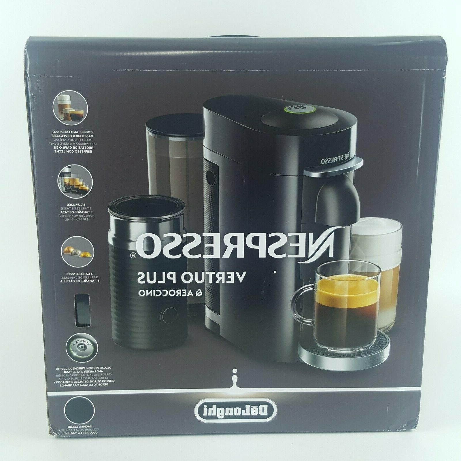 Nespresso Vertuo Deluxe Coffee with Aeroccino