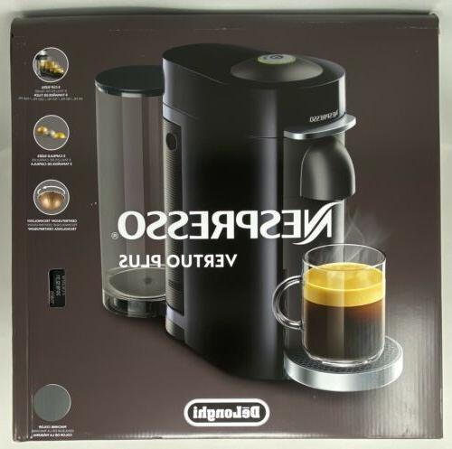 new vertuoplus deluxe coffee and espresso machine