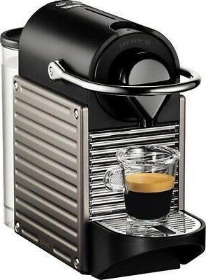 Nespresso Pixie Coffee & Espresso Black