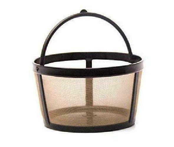 Goldtone Reusable 4 Basket Mr. Coffee Filter -