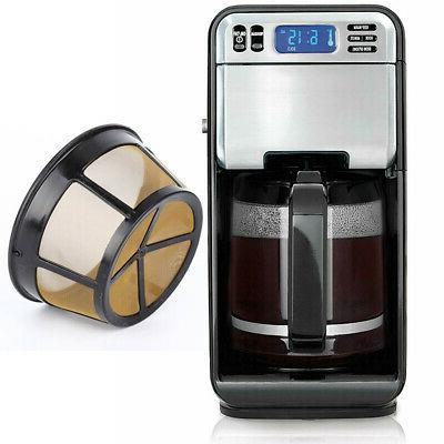 Reusable 8-12 Cup Coffee Filters For Mr. Makers