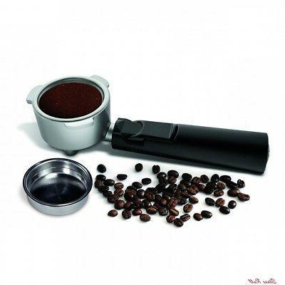 Semi Automatic Cappuccino Coffee Maker Kitchen