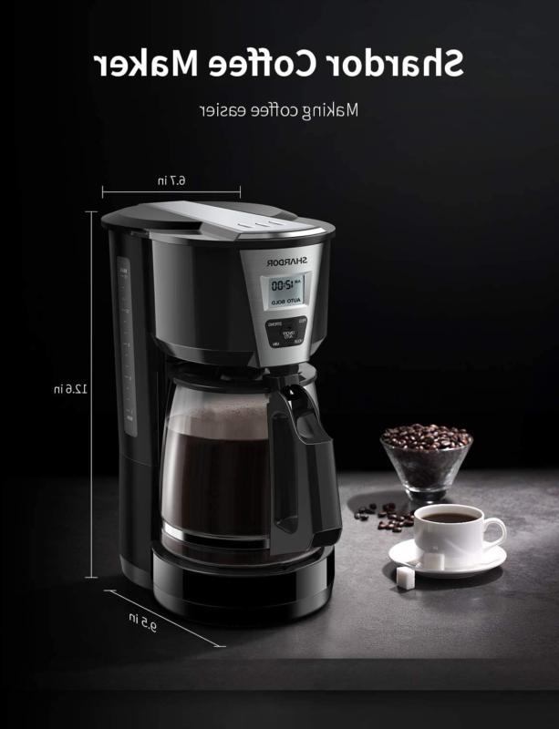 SHARDOR 12-15 Coffee