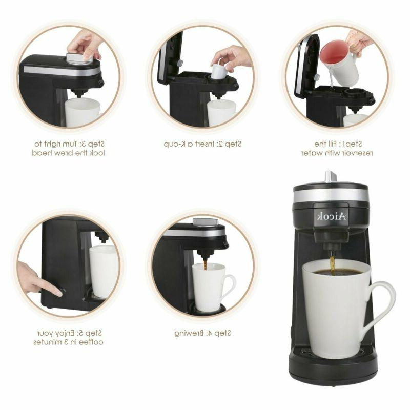 Aicok Single Maker Coffee Water Tank