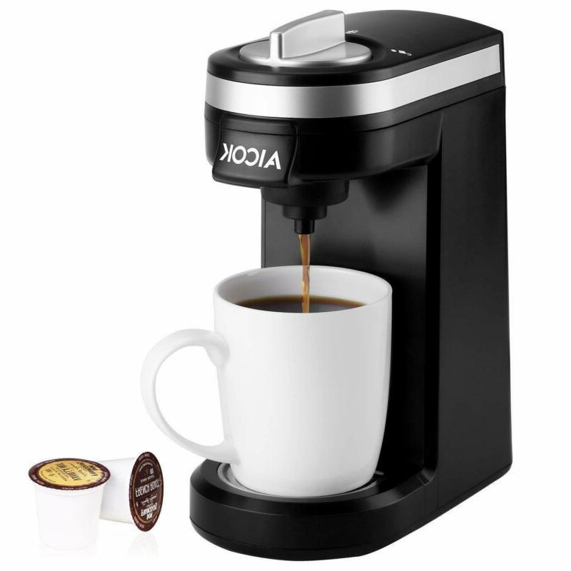 single serve coffee maker coffee machine 12oz