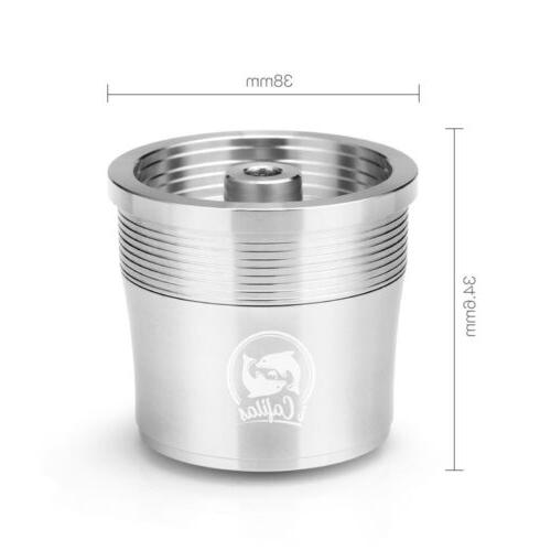Stainless Steel Capsule Refilled For illy X7.1 X9