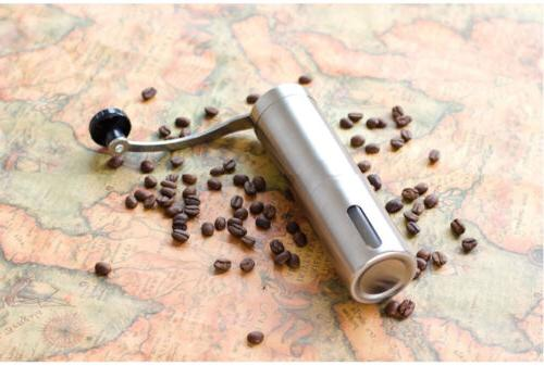 Stainless Coffee Mill Burr