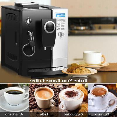 Super-Automatic Espresso Coffee w/