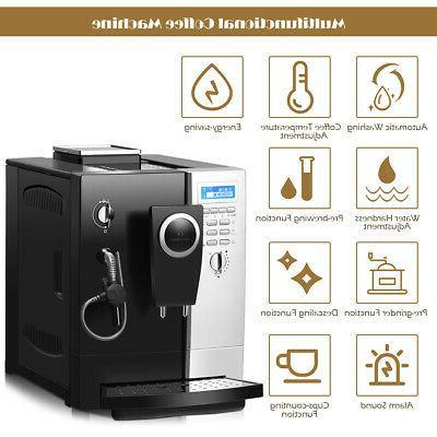 Super-Automatic Coffee Milk