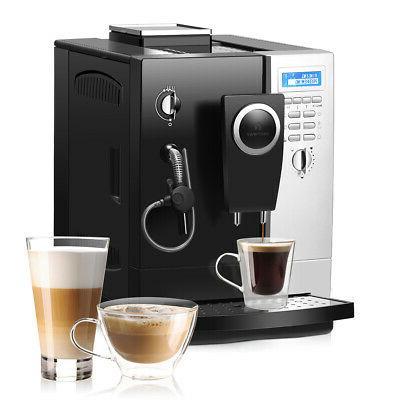Super-Automatic Coffee w/ Milk