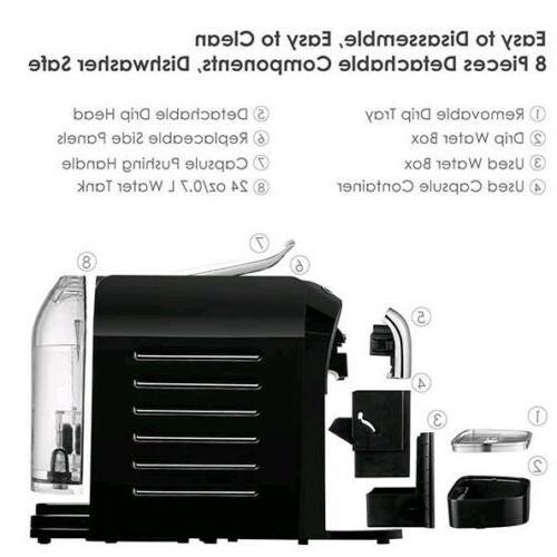 Aicok Machine Capsule Coffee CJ