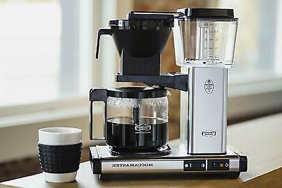 Technivorm KBG Coffee Brewer w/ 40 Glass