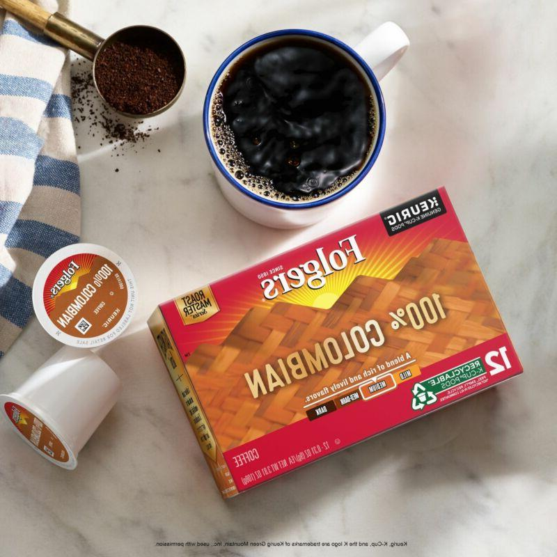 Folgers Coffee for