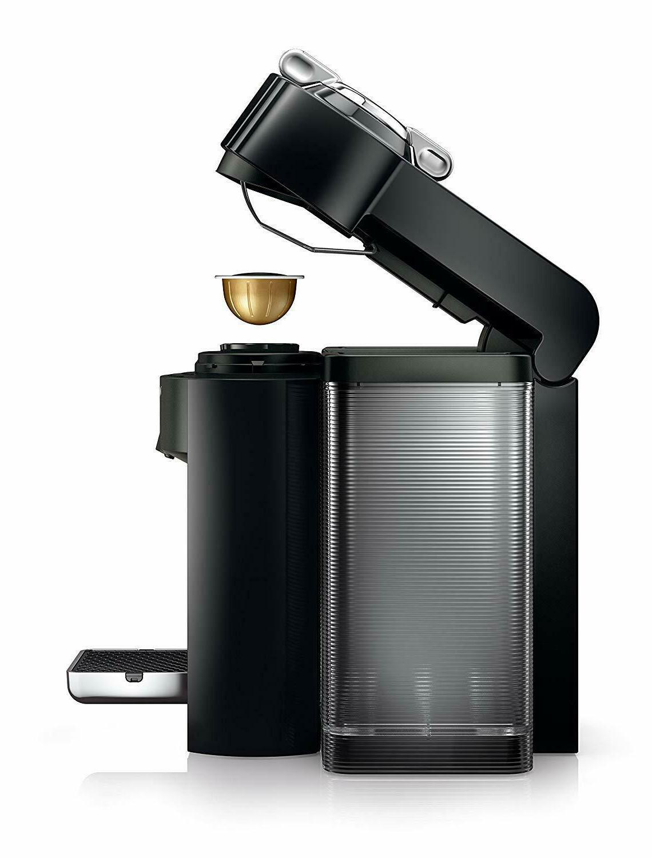 Nespresso Vertuo Evoluo and Espresso Barista Machine by Black