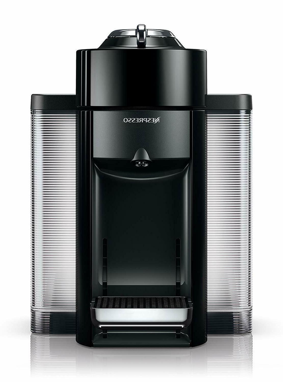 vertuo evoluo coffee and espresso barista machine