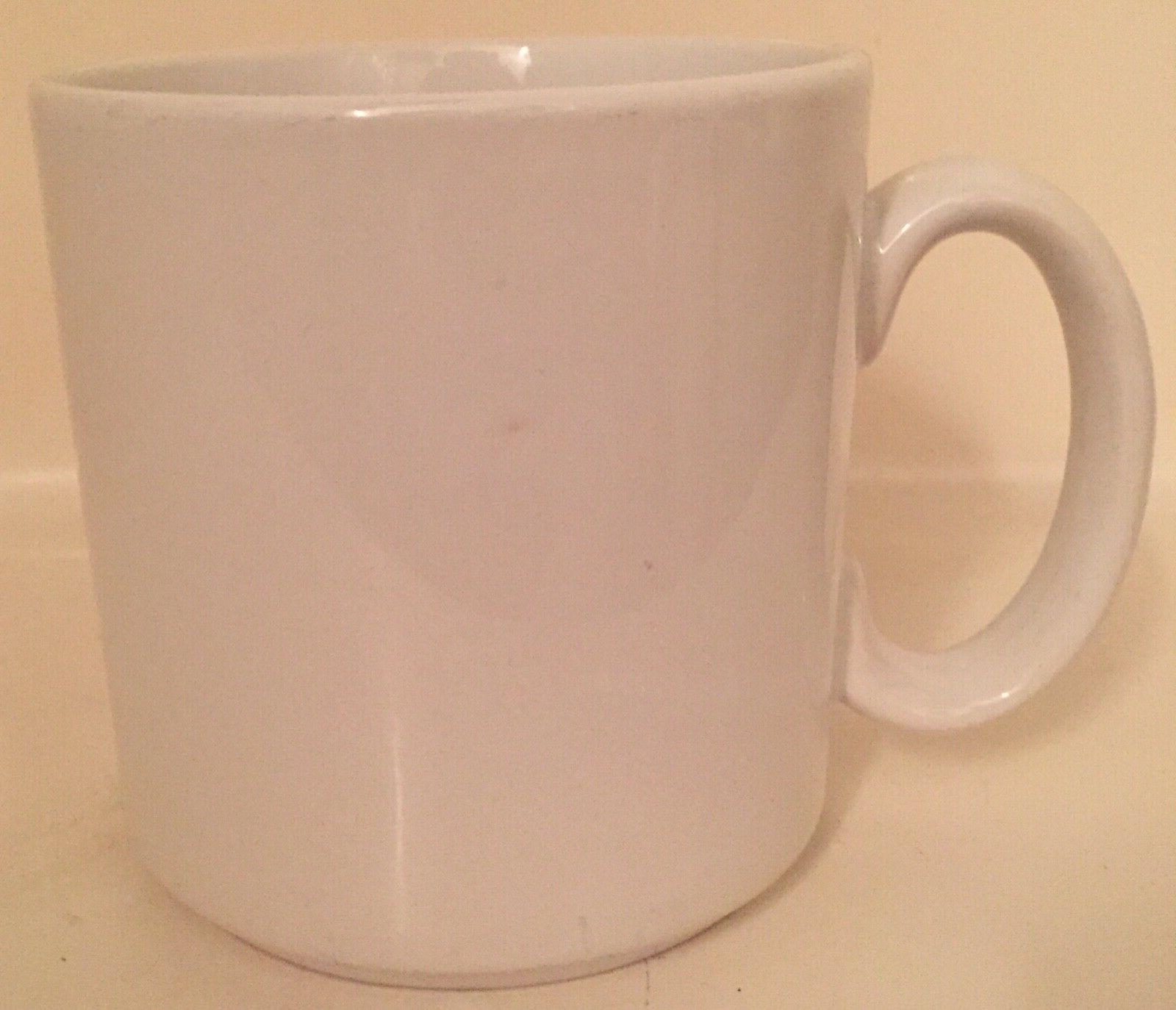 Vintage Sheppard's Folgers Coffee Machine Cup Made