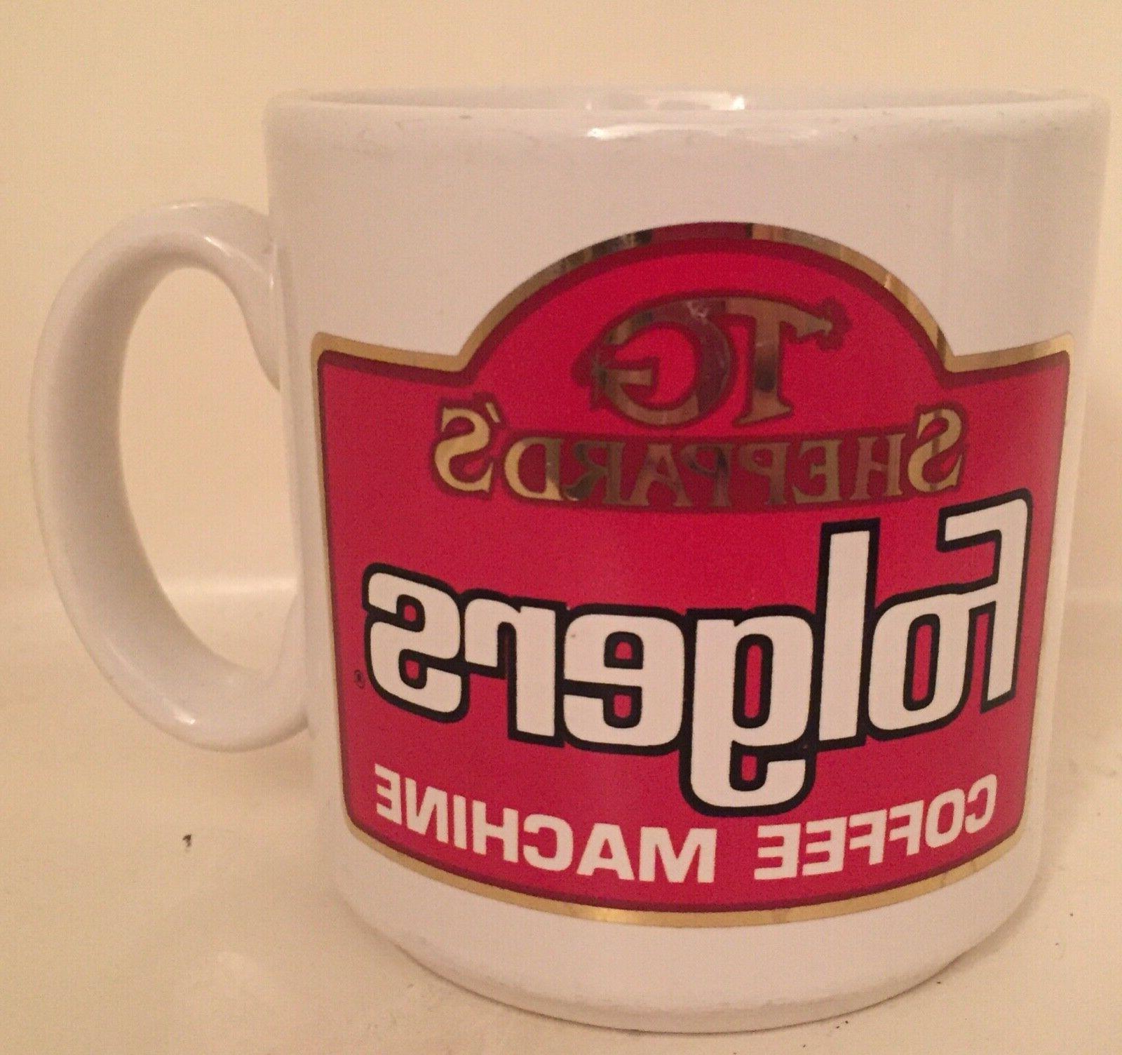 vintage t g sheppard s coffee machine