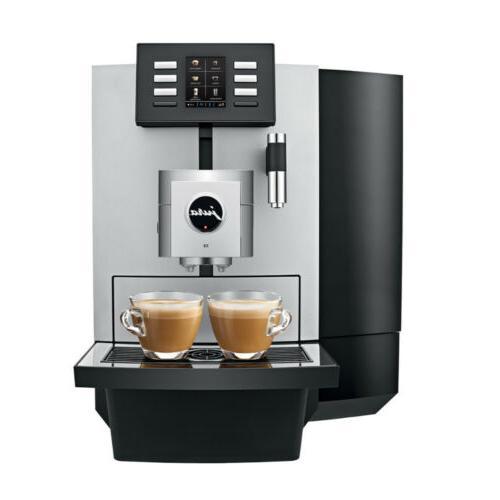 Jura X8 Coffee Includes 1 Bean